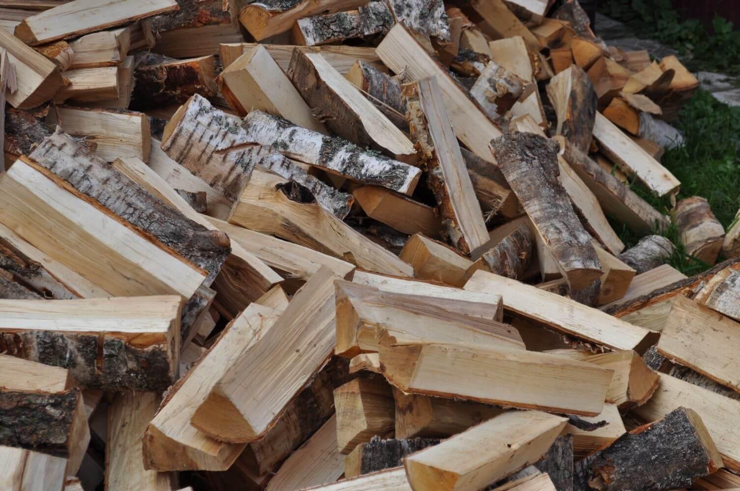 Фото продажи древесины